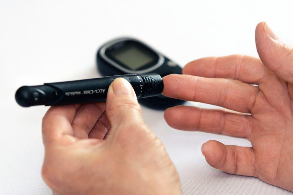 Diabetes Close Up